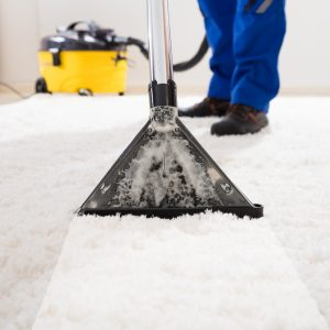 carpet cleaning gold package